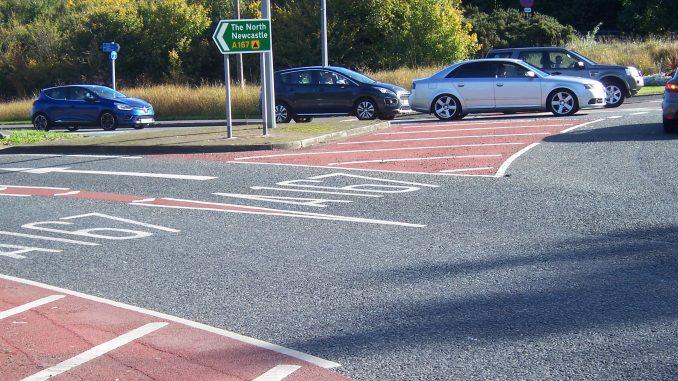 Pity Me roundabout